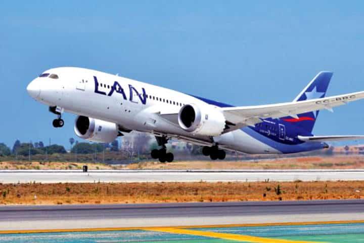LAN. Foto Airways Magazine.