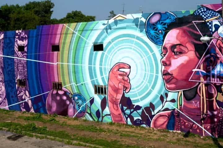 Graffiti. Foto All City Canvas.