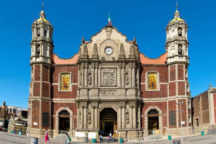 Antigua Basílica de Santa María Guadalupe Foto Martin Garcia