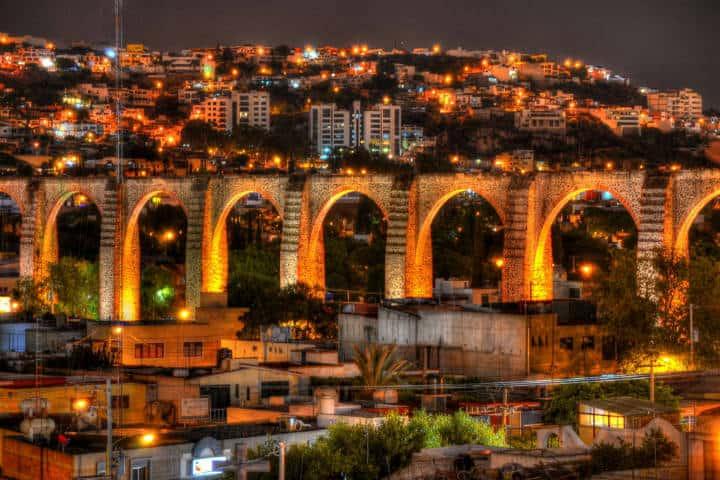Arcos de Querétaro. Foto Zona Turística 1