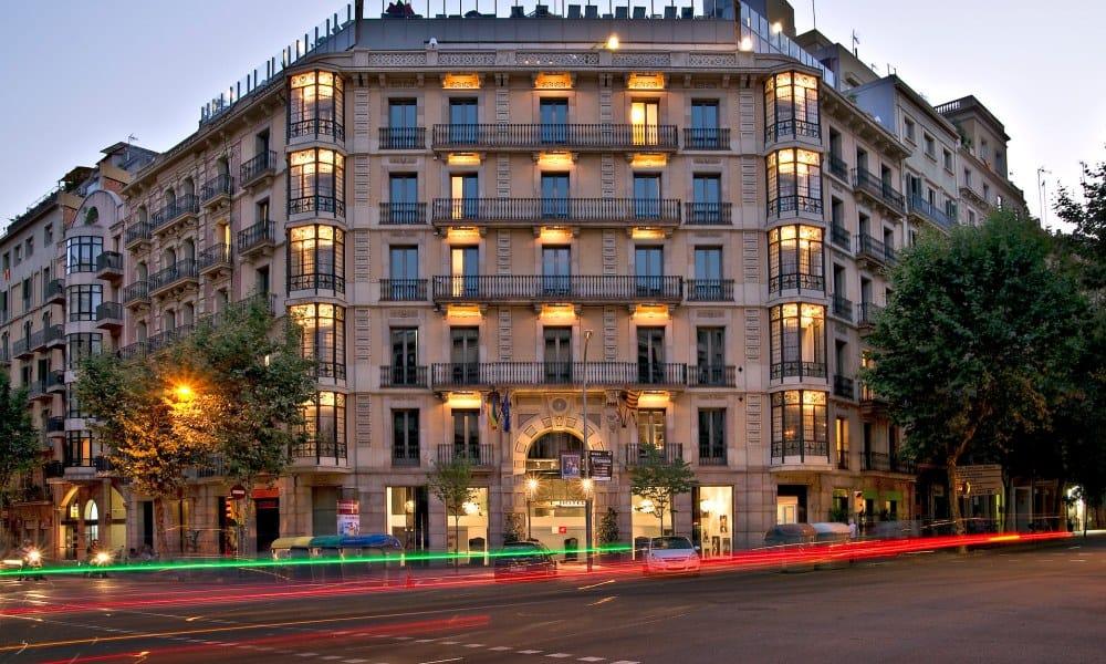 Axel hotel Barcelona. Foto: Axel Hotels