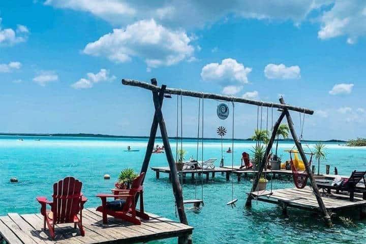 Bacalar. Cancún. Foto. Cancún 1