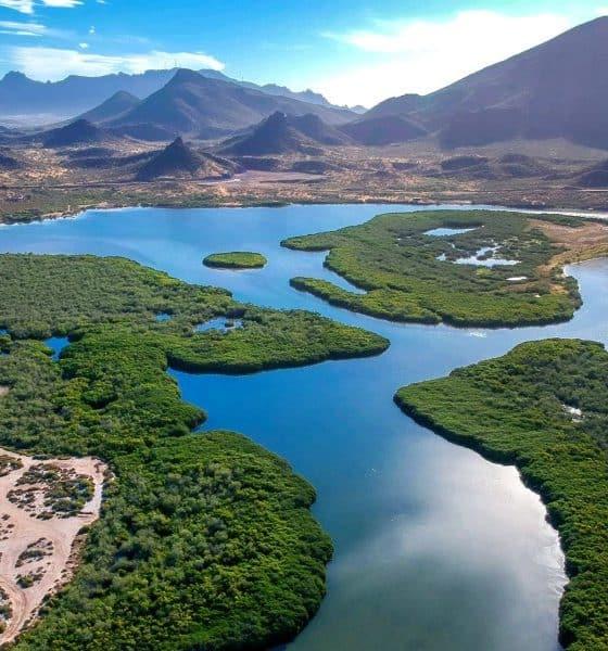Bahía de San Carlos Sonora. Foto: Rada SC