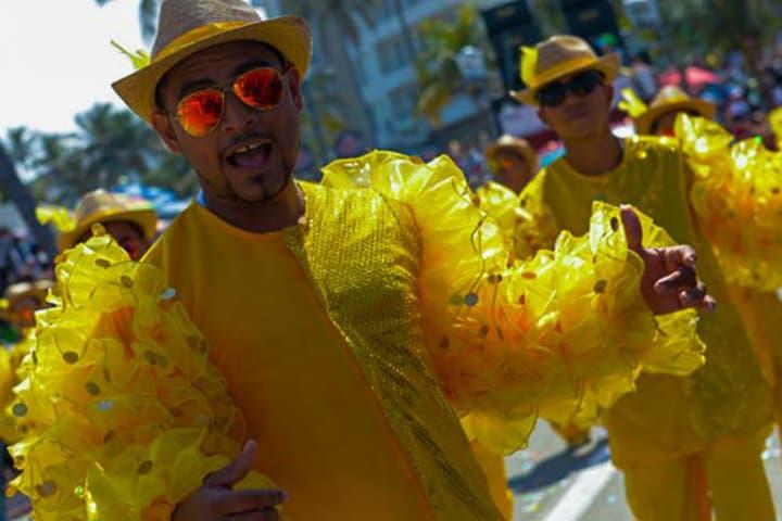 Bailarines en el Carnaval de Veracruz Foto CanMex Photos Commandez vos photos en haute résolution