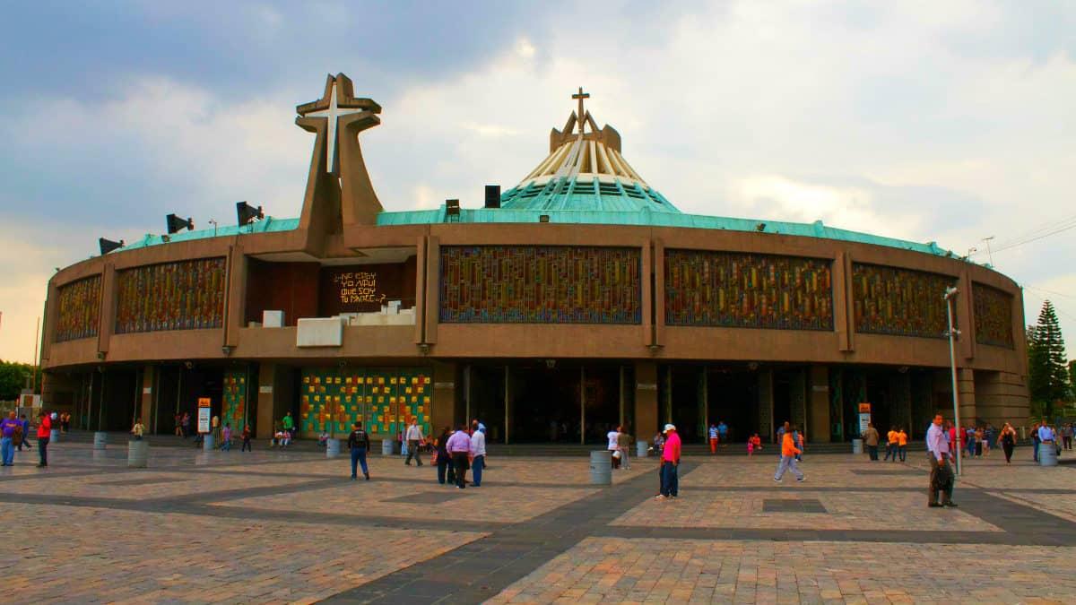 Basílica de Guadalupe Foto Brian Gratwicke