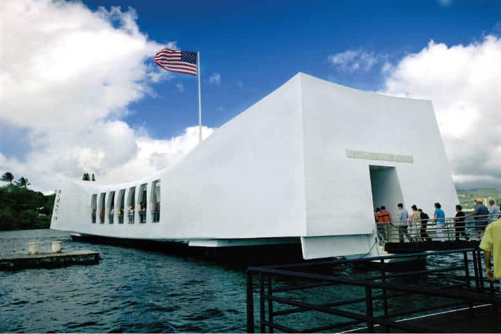 Pearl Harbor. Foto Britannica.