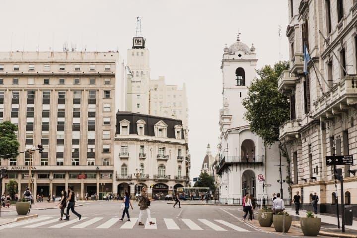 Buenos Aires Argentina. Foto: Sasha • Stories Axel Hotel en Buenos Aires