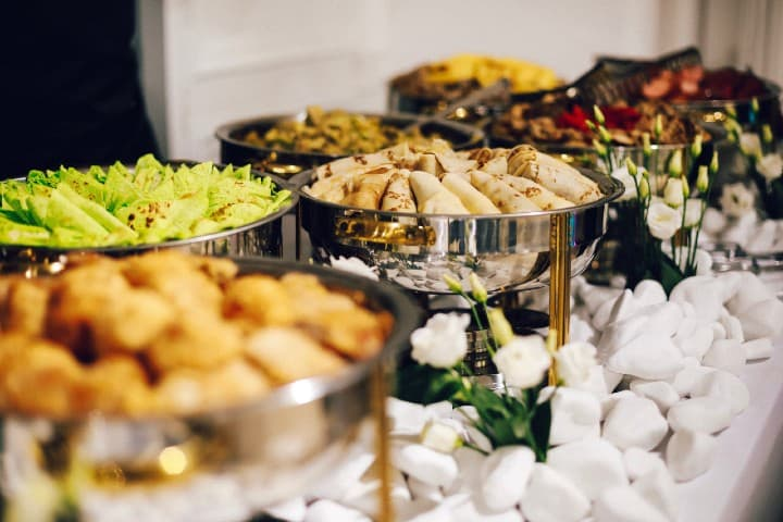 Buffet. Foto: Asiya Kiev