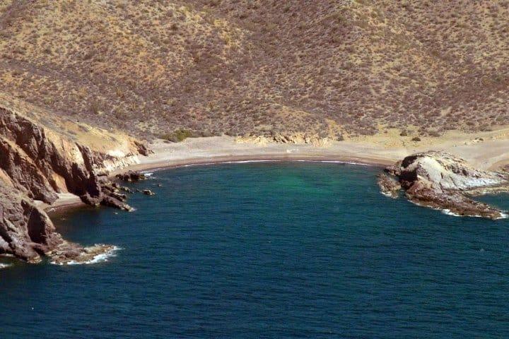 Cañón las barajitas. Foto: Armando Ortiz