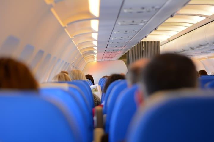 Cada aeronave e incluso aerolinea es diferente la forma de viajar. Foto StelaDi