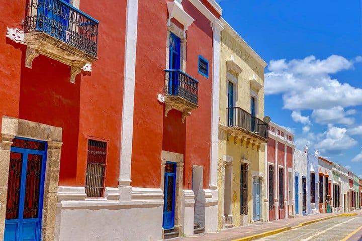 Campeche. Foto: Aurélien Latour