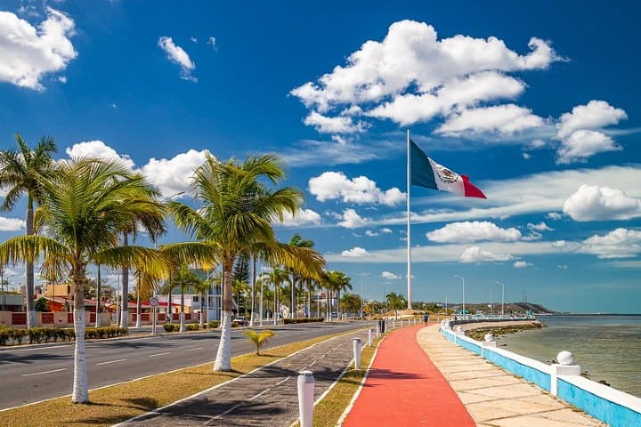 Puerto de Campeche. Foto: Grzegorz Mielczarek