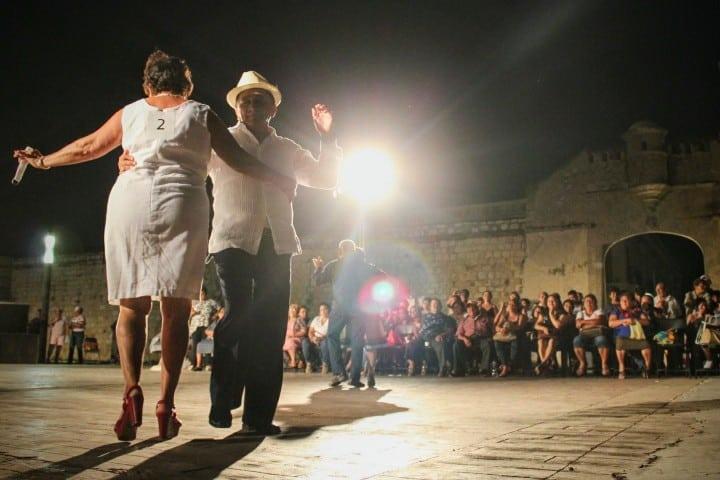 Campeche. Foto: Cultura Campeche Feria del Cristo Negro en Campeche