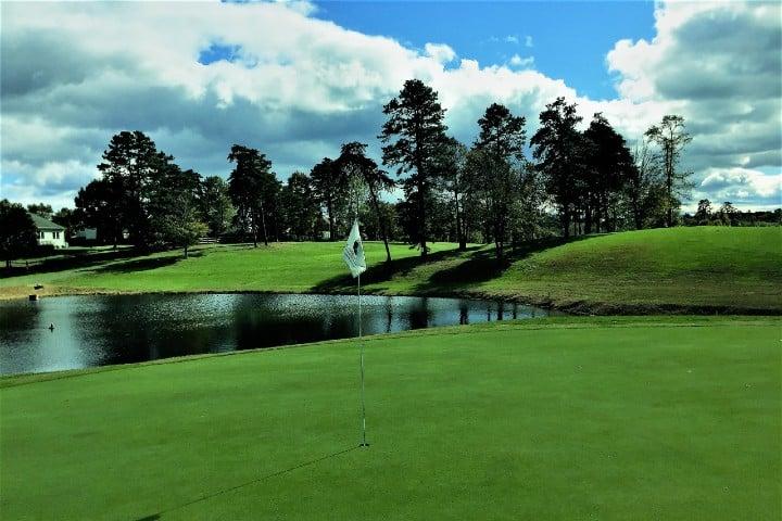 Campo de golf Hedgesville, WV, USA. Foto: Robert Baird