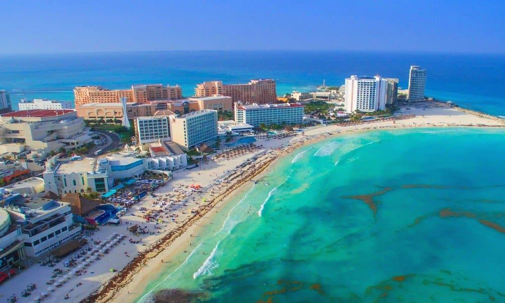 Cancún y la felicidad. Foto: fodors.com