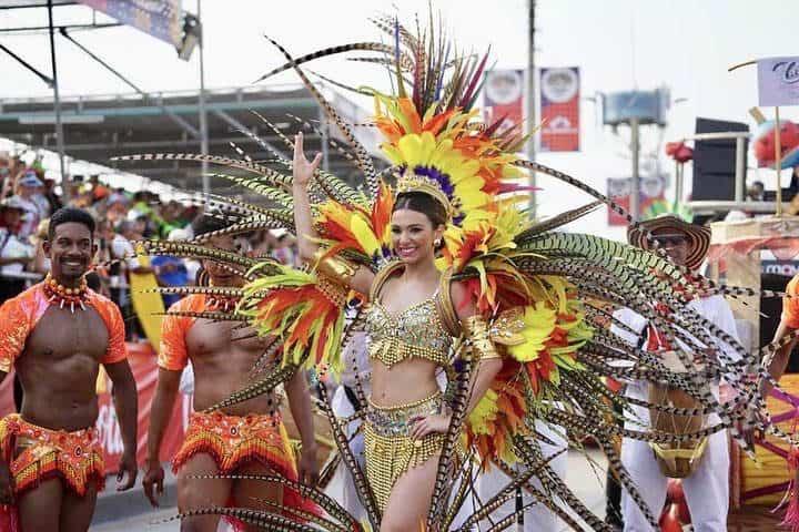 Carnaval de Barranquilla Foto Carnaval de Barranquilla