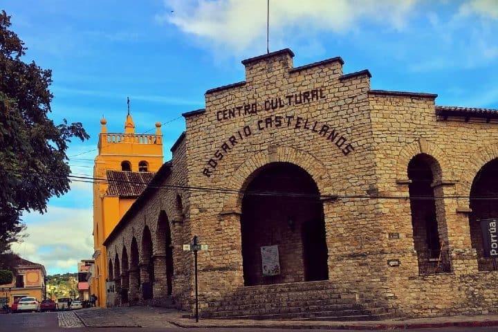 Centro Cultural Rosario Castellanos. Foto: Comitan Personajes Sociedad Gastronomia y Cultura