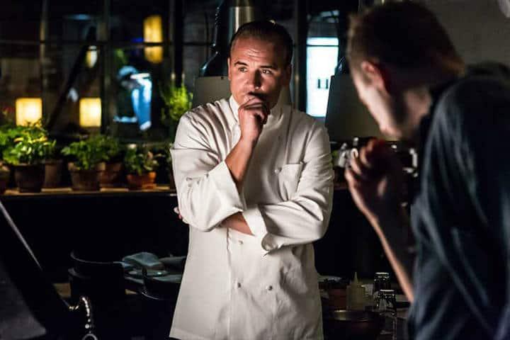 Chef Jean Georges Vongerichten. Foto. Eater NY 5