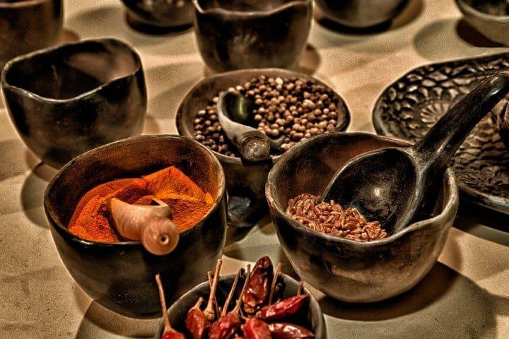 Chiles. Foto: Babawawa Comida típica de Oaxaca