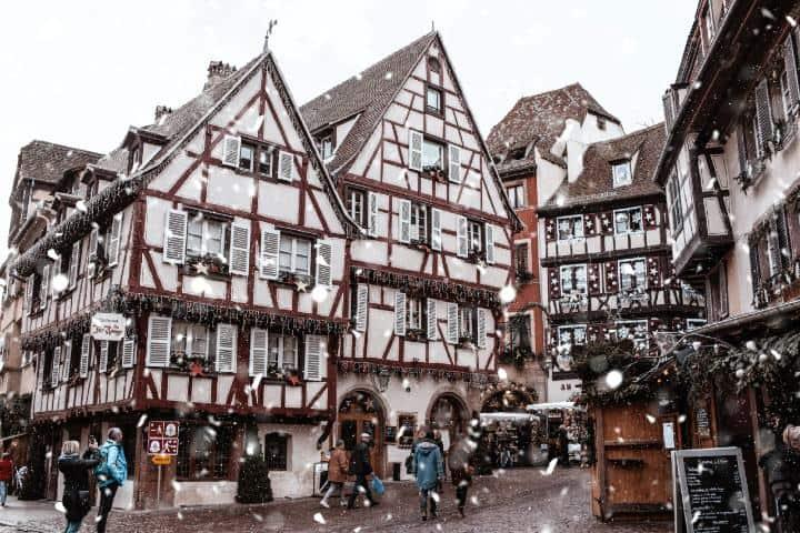 Colmar. Foto: Sinziana Susa qué hacer en Colmar Francia