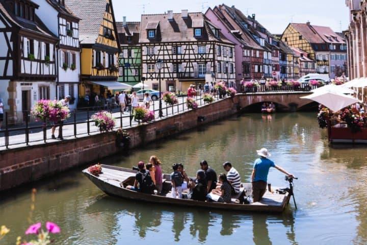 Colmar. Foto: Artiom Vallat qué hacer en Colmar Francia