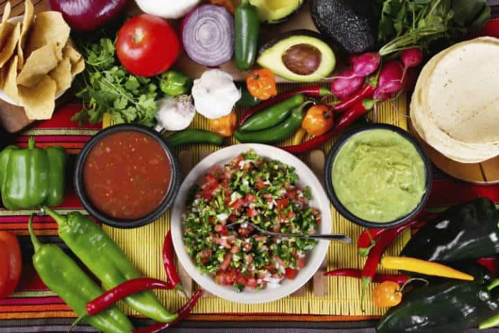 Comida mexicana. Herencia prehispánica. Foto Mira tu México 4
