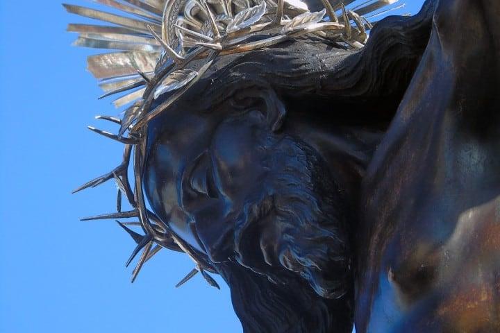 Cristo Negro. Foto: TURNO Por TURNO Feria del Cristo Negro en Campeche