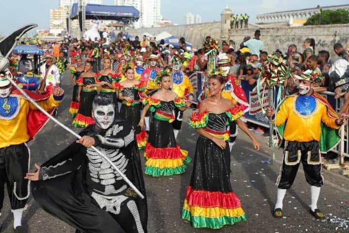 Danza del garabato Foto Carnaval de Barranquilla