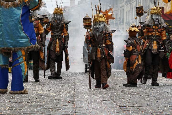 Disfraces asemejados a armaduras Foto helmchenx