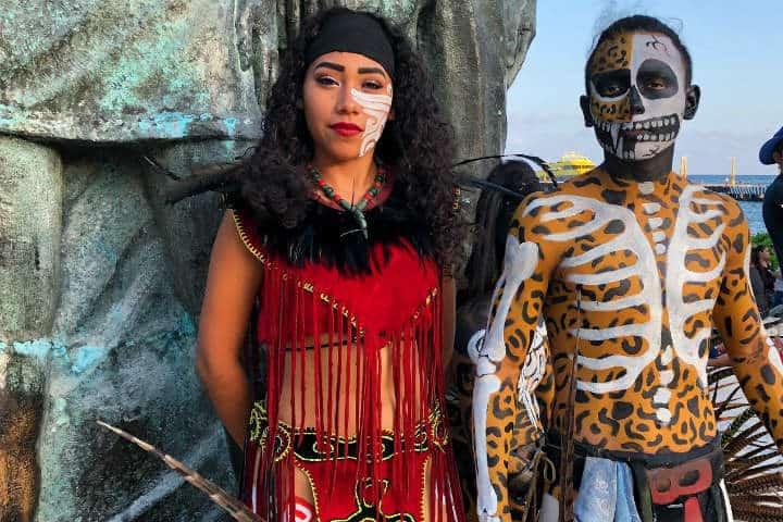 Empápate de agua y cultura con un clima cálido en Playa del Carmen Foto Lisa del Arte