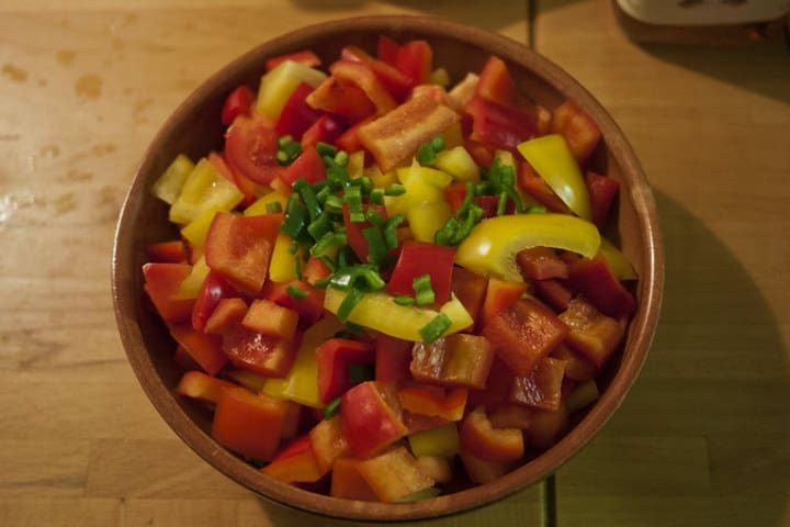 Encontrarás que hay muchas recetas deliciosas para ayudar a tu bronceado Foto samchills