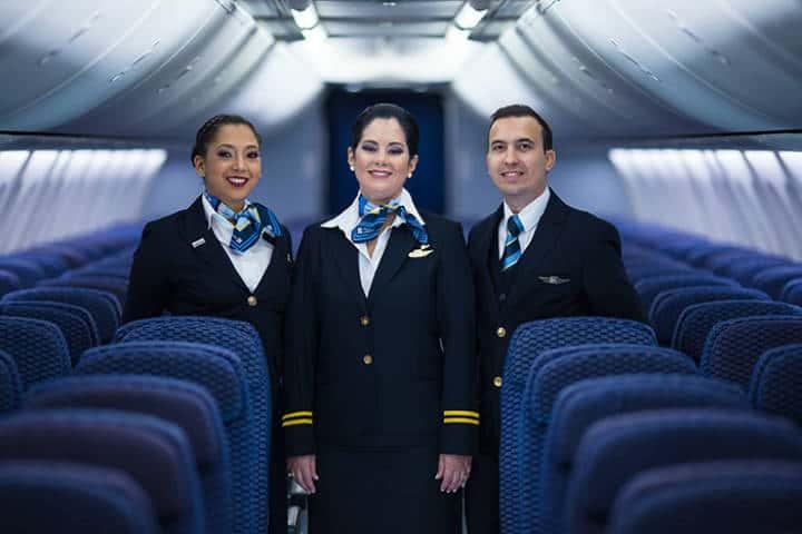Viajemos juntos. Foto Escuela Aeronáutica de Colombia.