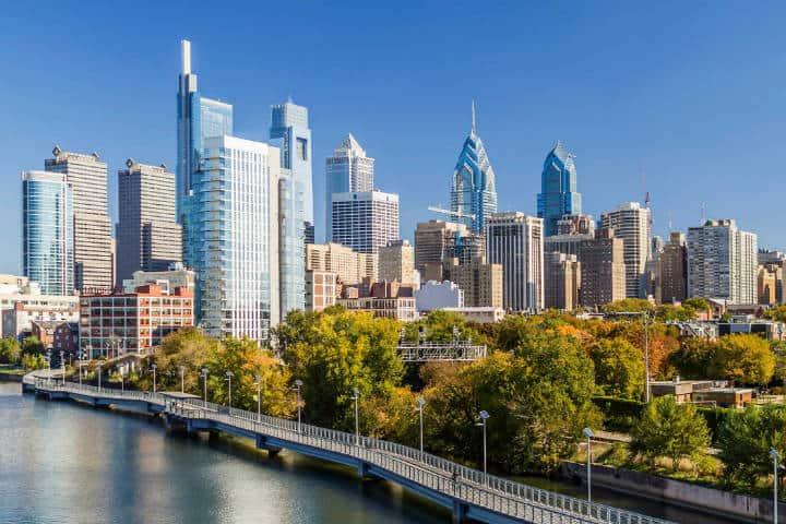 Filadelfia. Foto Estados Unidos.