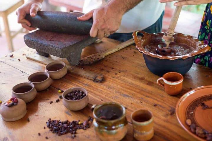 Estos talleres podrás tomarlos en la Finca Cholula Foto Liliana Somellera