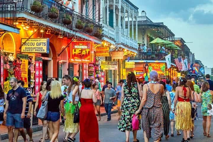 French Quarter. Foto Expreso - Diario de viajes y turismo.