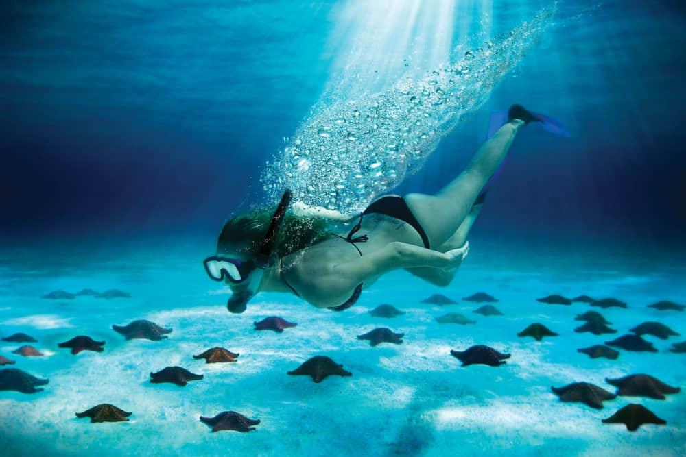 El Cielo. Foto Fideicomiso de Promoción Turística Cozumel & Riviera Maya.