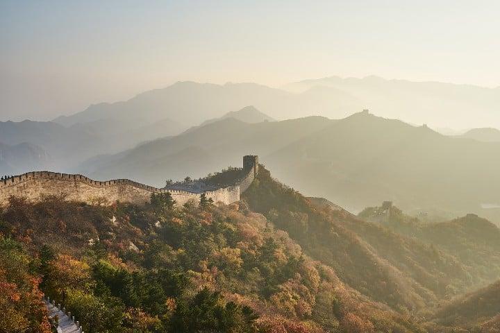 La gran muralla China te espera.  Foto JLB1988