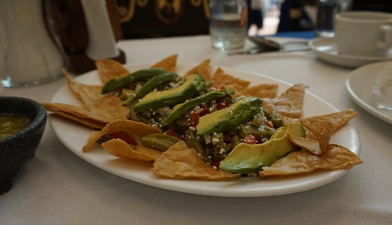 Cada platillo se esmera en destacar el sabor mexicano Foto Kirk K