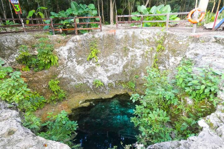 """Cenote """"Siete Bocas"""""""