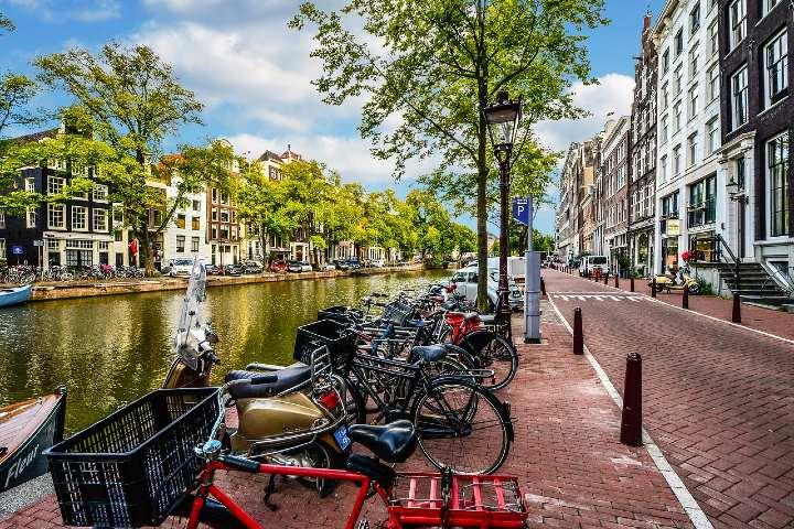 Ámsterdam es la capital mundial de la tolerancia, el liberalismo y la diversidad