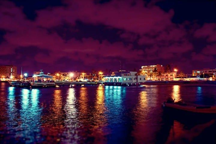 El puerto de Veracruz es uno de los mas importantes de México. Foto reyesbaglietto