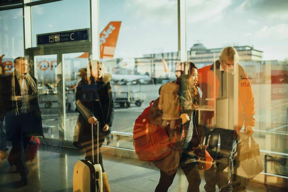 Aeropuerto. Foto Free-Photos en Pixabay.