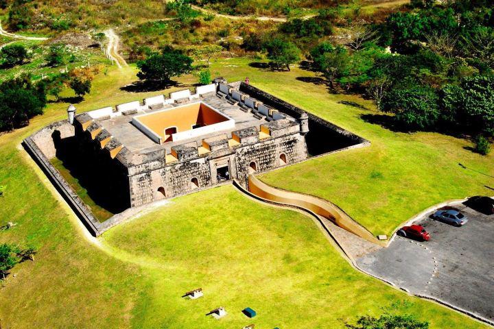 Fuerte San José el Alto. Foto: Secretaria de Turismo