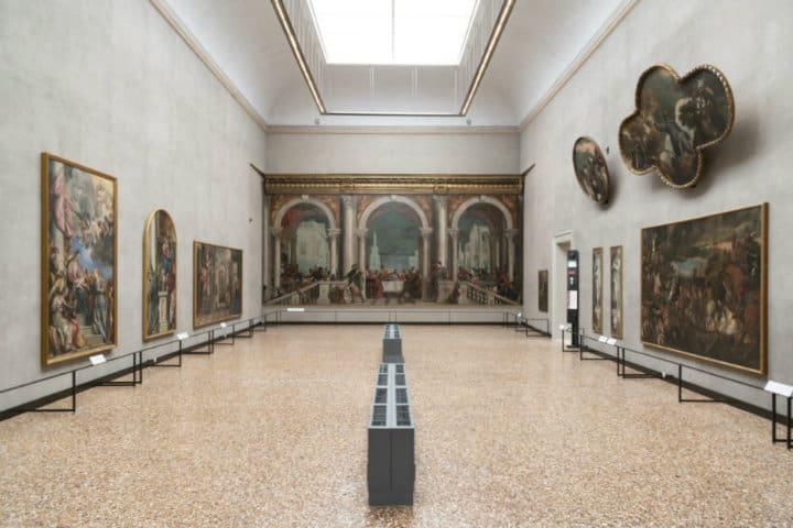 Galería de la Academia Foto Metropolitano