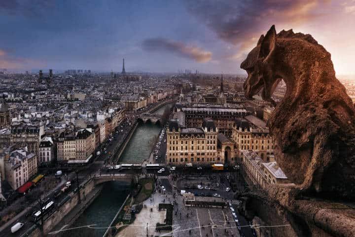 Gargouille. París. Foto Sergio González Sierra 4