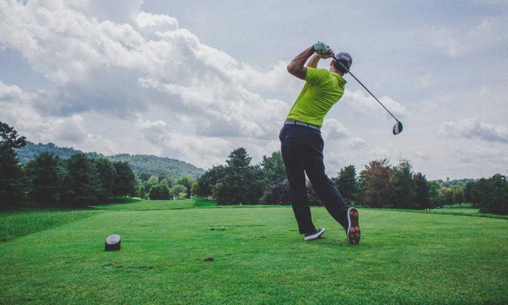 Golf. Foto: Courtney Cook