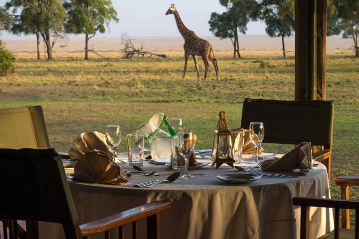 The Governor Camp es un Safari de Lujo en kenia, Ubicado en Masai Mara Foto por AfricanSafariTours