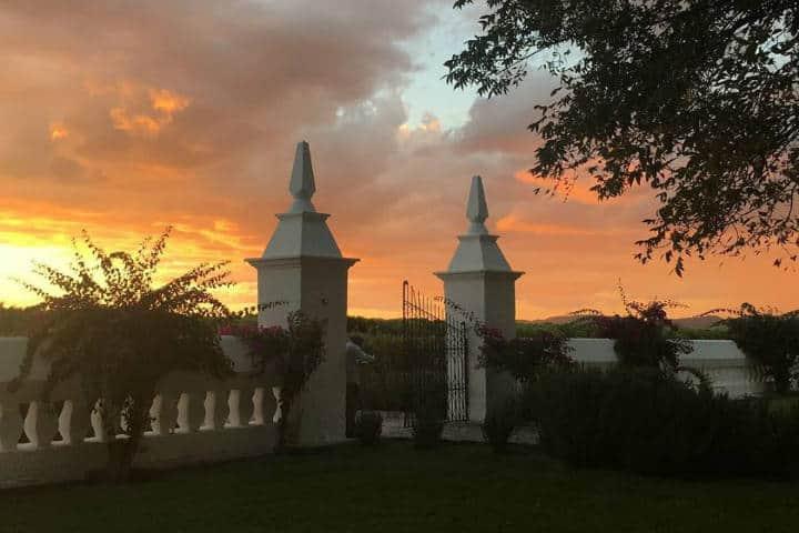 Hacienda Foto Casa Madero