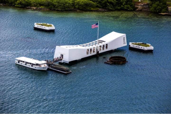 Qué hacer en las Islas Hawaianas, Pearl Harbor. Foto Hawaii.