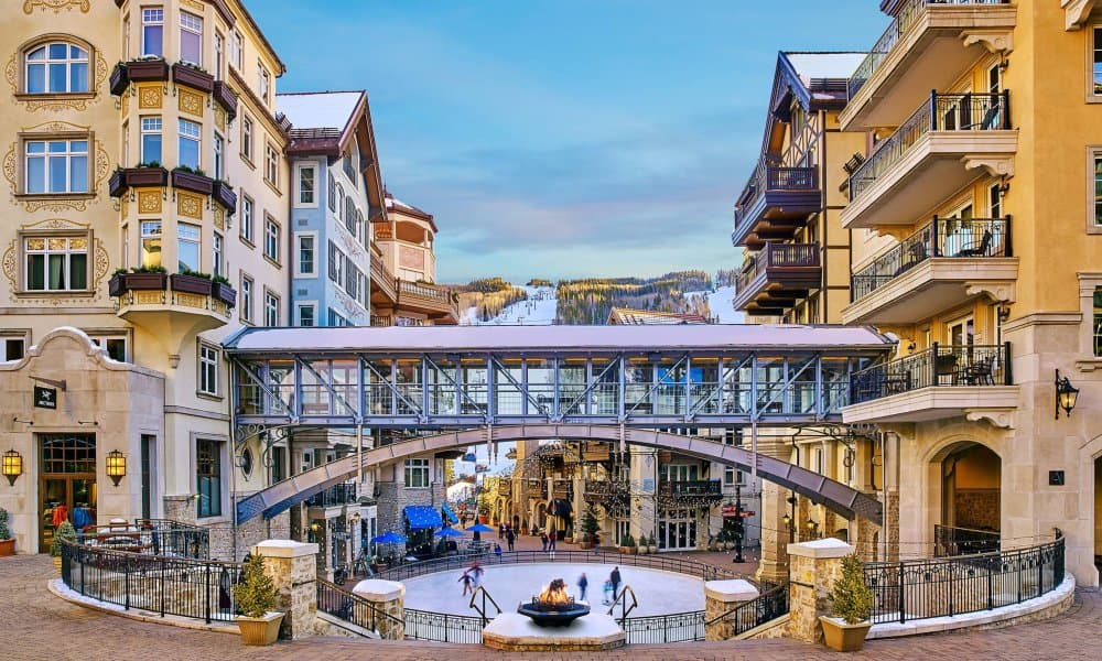 Hotel Arabelle Vail. Foto: The Arrabelle at Vail Square